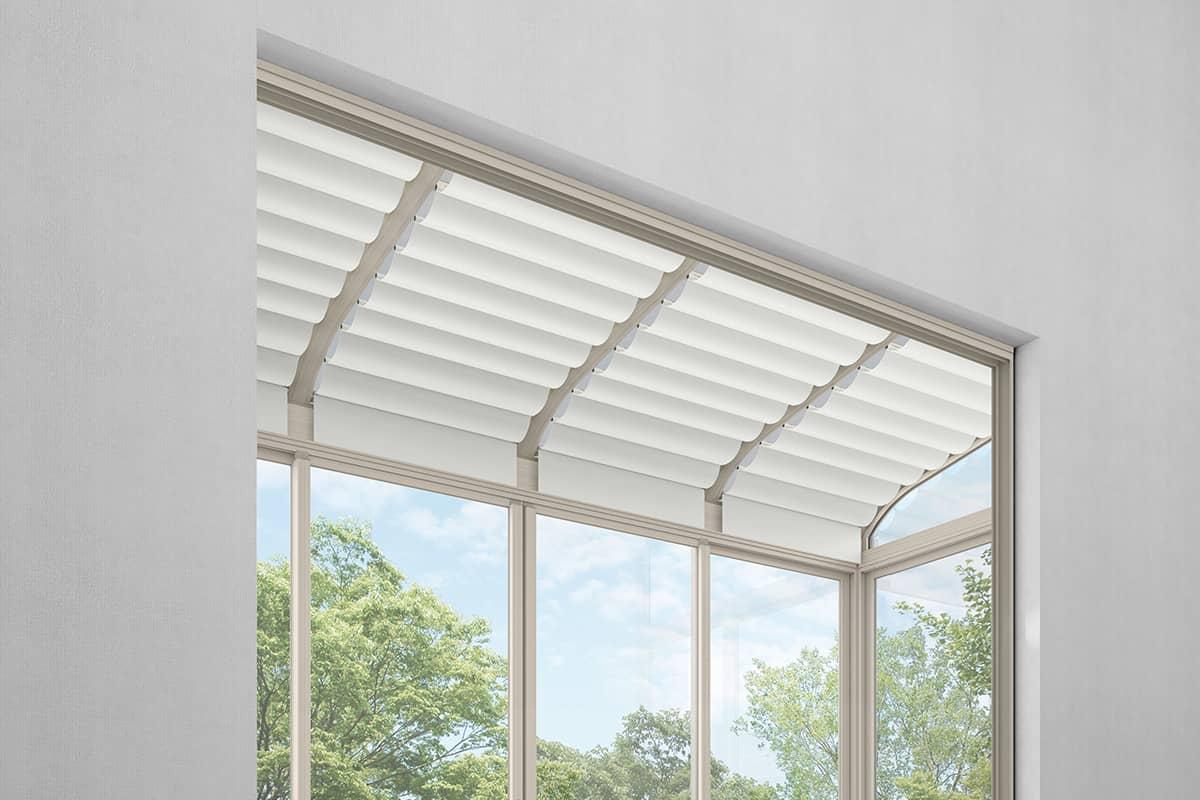 天井カーテン(1.5間X6尺)